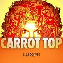 Carrot Top Las Vegas
