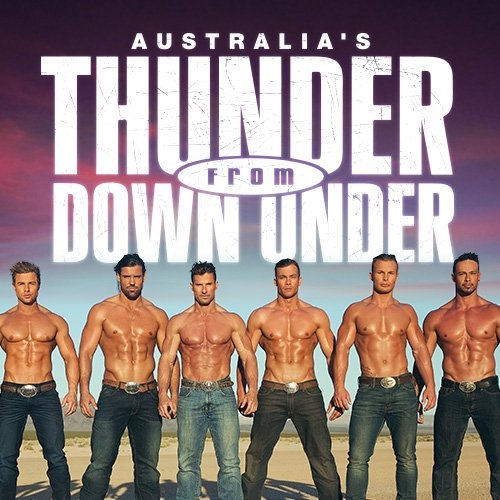 Australia's Thunder From Down Under Las Vegas